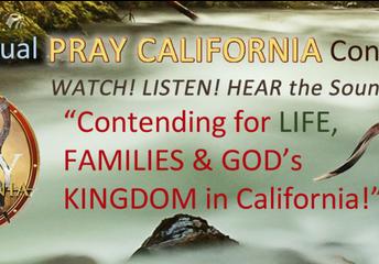 19th Annual Pray California Conference