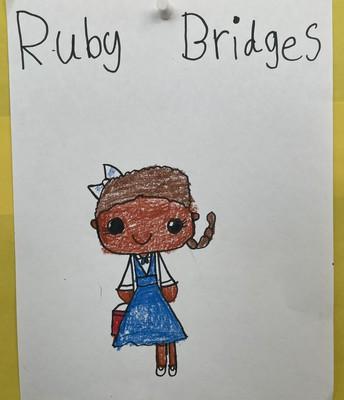 Ruby Bridges- Kinder