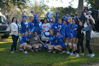 Good Luck to Volleyball!