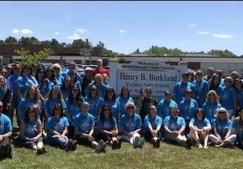 Henry B Burkland Elementary School