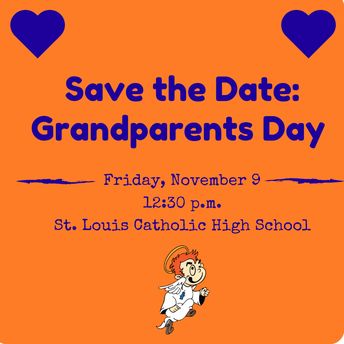 Reminder: Grandparents Day is Friday, Nov. 9