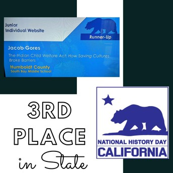 State History Day Winner!