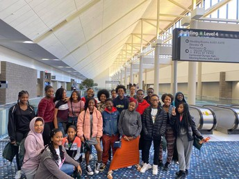 Eighth-Graders Visit the Georgia World Congress Center's Celebrate the Difference Gathering