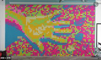 Post it! Math Art Challenge