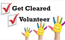 Volunteer Clearance Page