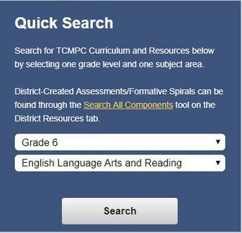 Where Are my New ELAR Curriculum Documents?