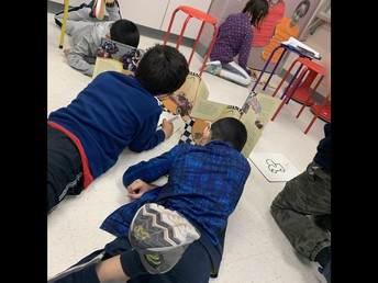 Literacy centers help us focus on specific skill building