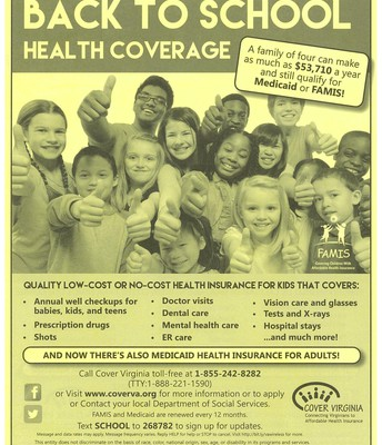 Health Coverage for Kids: Low-cost to no-cost options