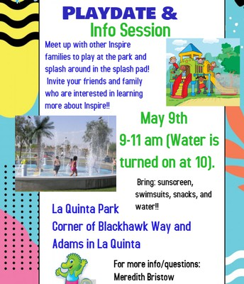 Inspire Info Session in La Quinta!