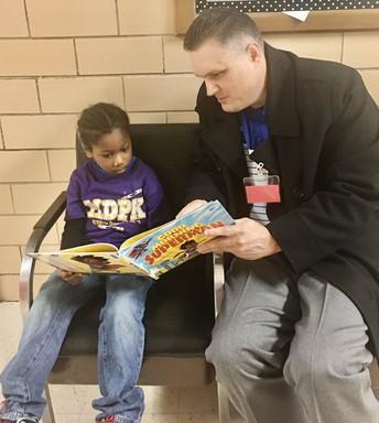 Rocking Readers Program @ MDECA