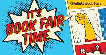 BOOK FAIR- NOV. 18-22
