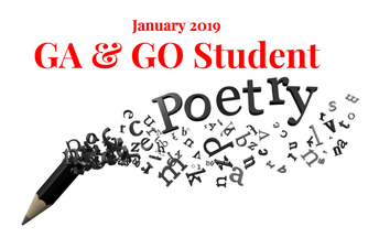 NEW Publications from Ms. Barbara Poole's Poetry Students