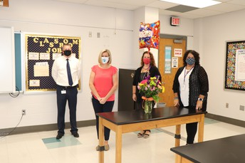 Maryland Teacher of the Year Finalist!