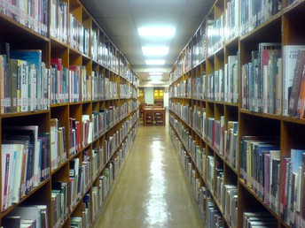 Celebrate National Library Week with the SLMS Library!