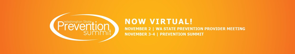 Prevention Summit, Now Virtual!