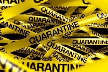 Directed to Quarantine?