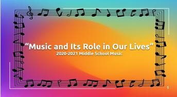 Music Class w/Mrs. Dupuis