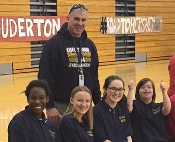 Unified Bocce Competes at Montgomery County Championships