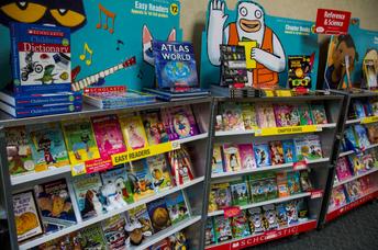 Book Fair is Open until Dec 4th