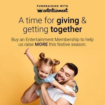 P&F Fundraising: Entertainment Membership