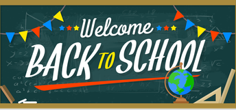 Welcome to the 2019-2020 School Year!
