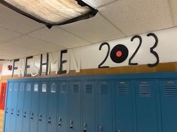 Freshman Hallway