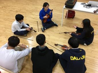 Yebin Seo's Violin Lessons