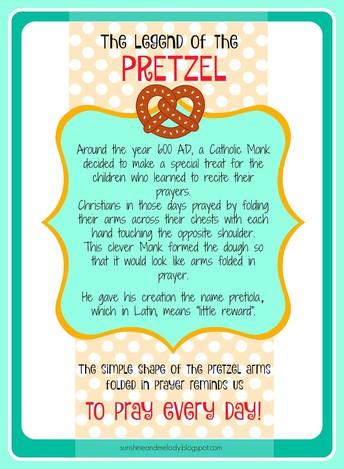 Pretzels- order now!