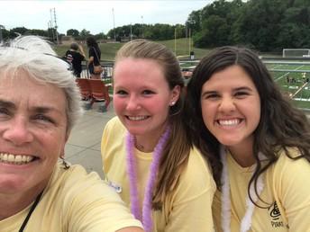 Mentors in action!