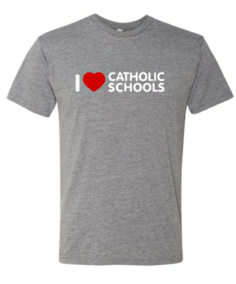 I ❤️ Catholic Schools
