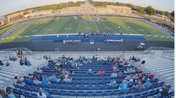 Panther Stadium Home Stands