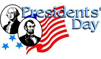 Pre-K 4 Celebrates President's Day