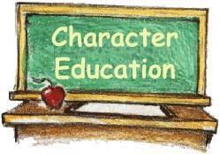 Character Ed - January 9th