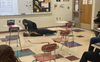 Knoxville High School Students Trained in Teen Mental Health First Aid