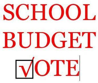 School Budget Vote...