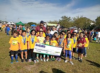 1st place Osceola County – Osceola Science Charter School