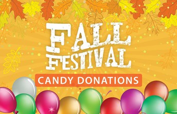 Candy/Prize Donations Needed