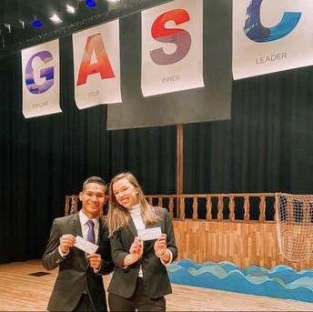 GASC's Senior Leadership Scholarship