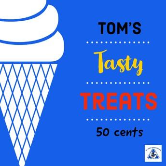 Double Dose of Tom's Tasty Treats