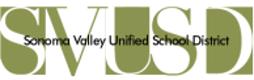 Distrito Escolar Unificado del Valle de Sonoma