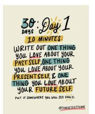 30 Days of Kindness (by Character Strong)