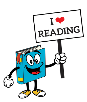 LOVE OF READING - January 23rd