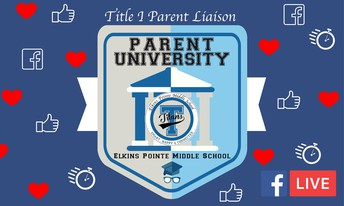 2018-2019 Parent University Events