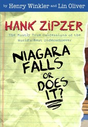 Niagara Falls, Or Does It? by Henry Winkler and Lin Oliver