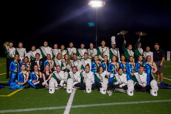 """Home Premier of the NMHS Band Show is Truly """"a Dimension of Sound, Sight, & Mind"""""""