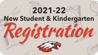 New Student & Kindergarten Registration Opens in May