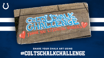 Colts Chalk Challenge