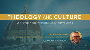Faithful Citizenship & the Demands of Authentic Political Engagement
