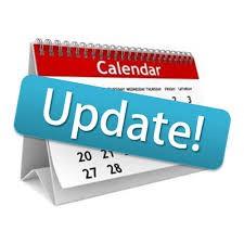 2021 End of Year Calendar Updates
