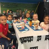 Leader Table